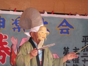 富山馬頭観音春大祭