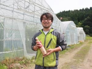 旅好きなトマト博士 小野貴之さん