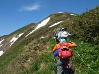 神室連峰山開き変更のお知らせ