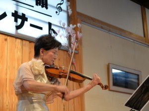 堺田分水嶺 秋のコンサート