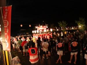赤倉温泉 夏祭り