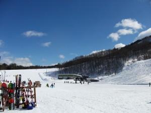 山形県最上町赤倉温泉スキー場