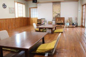 いづみ荘 食堂