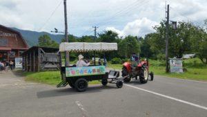トラクター探索