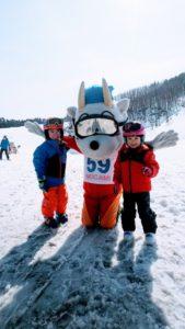 山形県最上町 赤倉温泉スキー場 フルオープン