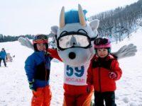 春スキー場にいこう!!