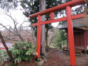 赤倉温泉 稲荷神社