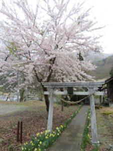 瀬見温泉 山神社