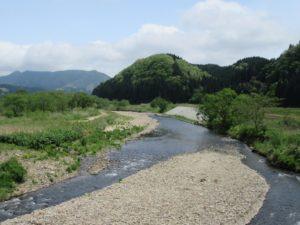 最上小国川