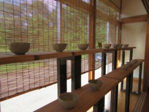 カムロ窯 館内