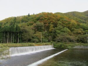 白川渓流公園